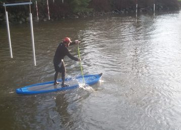 Sea to Sky Kayaking Stand Up Paddleboard SUP Training Courses Lessons in North Vancouver