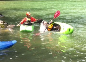 Kayak Rolling Course | Sea to Sky Kayak and Paddleboard Courses | North Vancouver